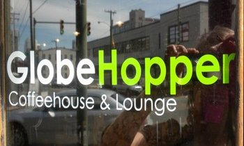 GlobeHopper Coffeehouse & Lounge